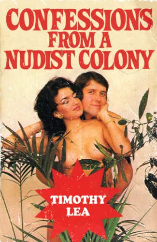 Nudist colony group picture