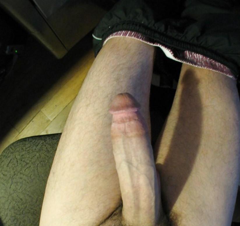 White huge cock