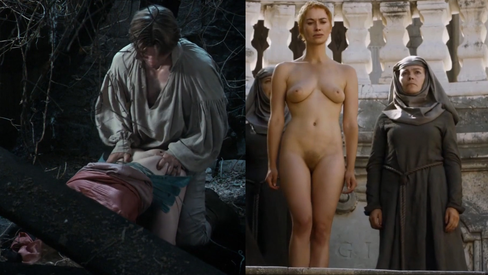 Lena headey sex scene