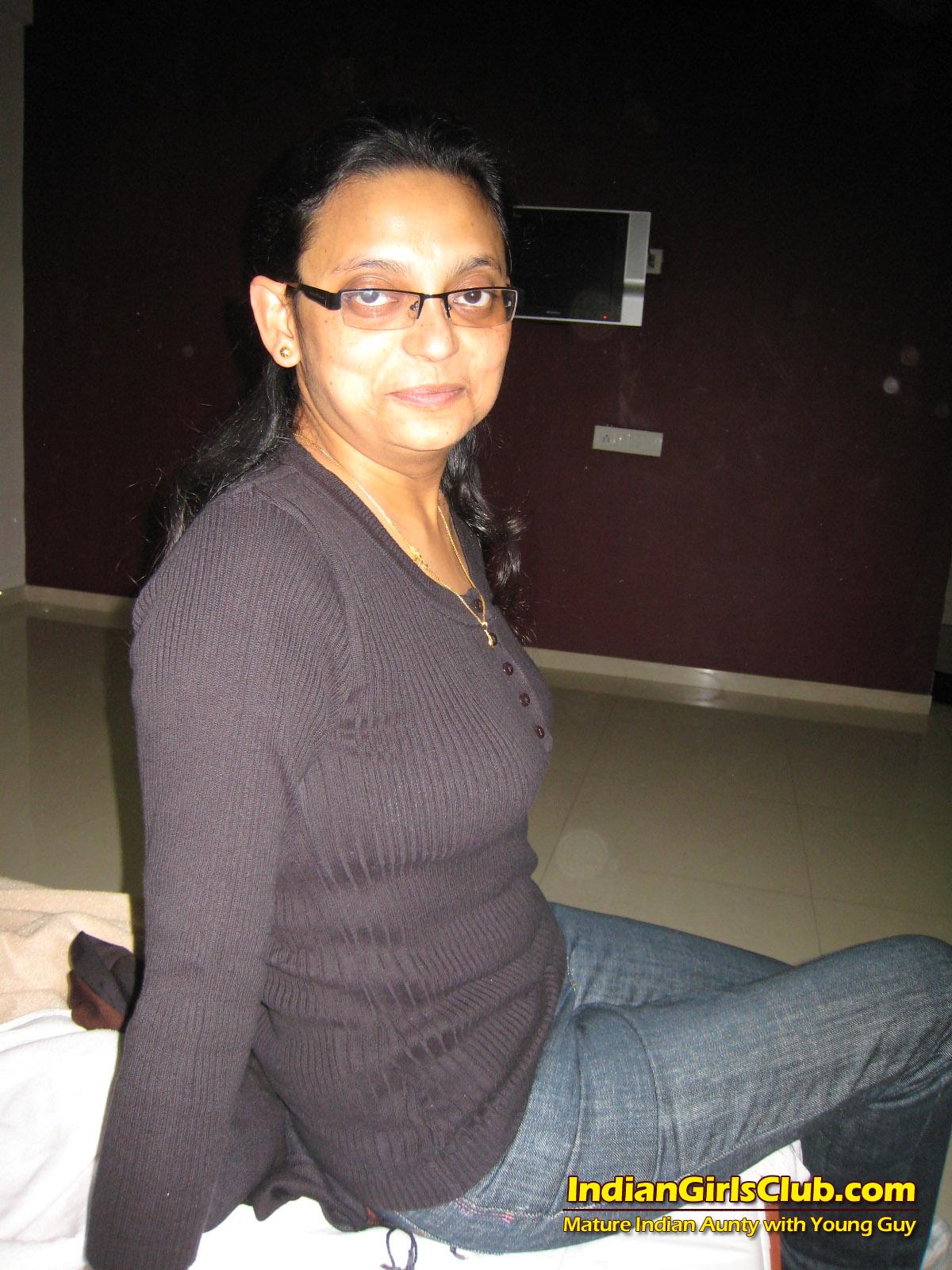 Indian girls club mature