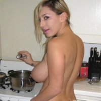 September carrino nude cooking