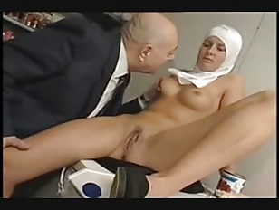 Nun latina porn