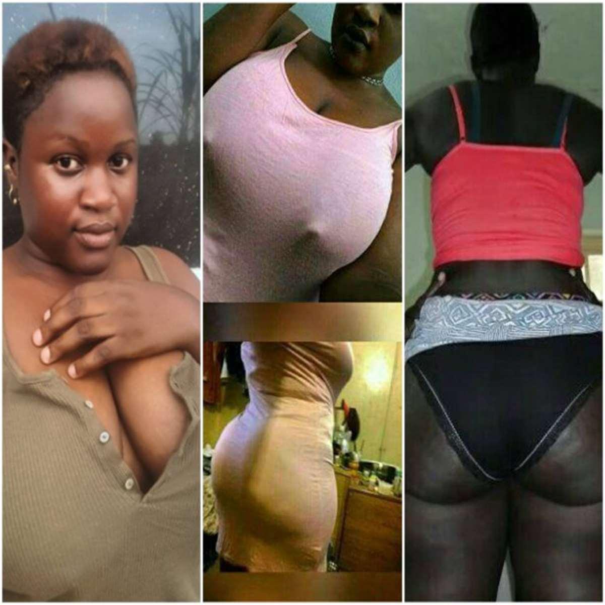 Nigeria girls photo of nipple naked breast