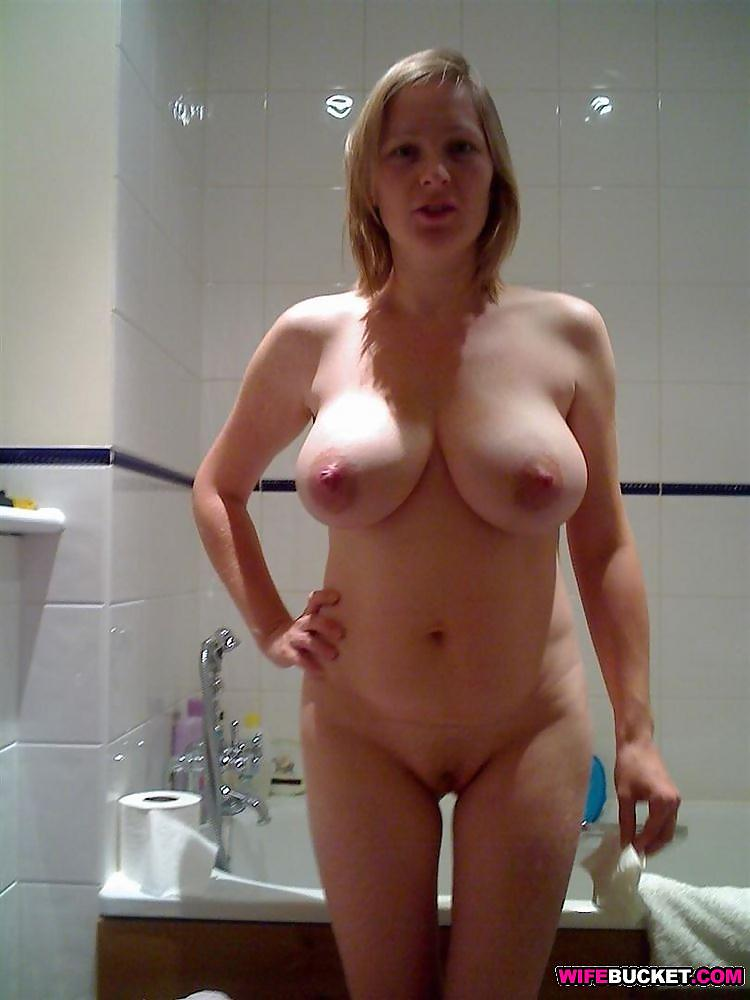 Big amateur tits nude wives