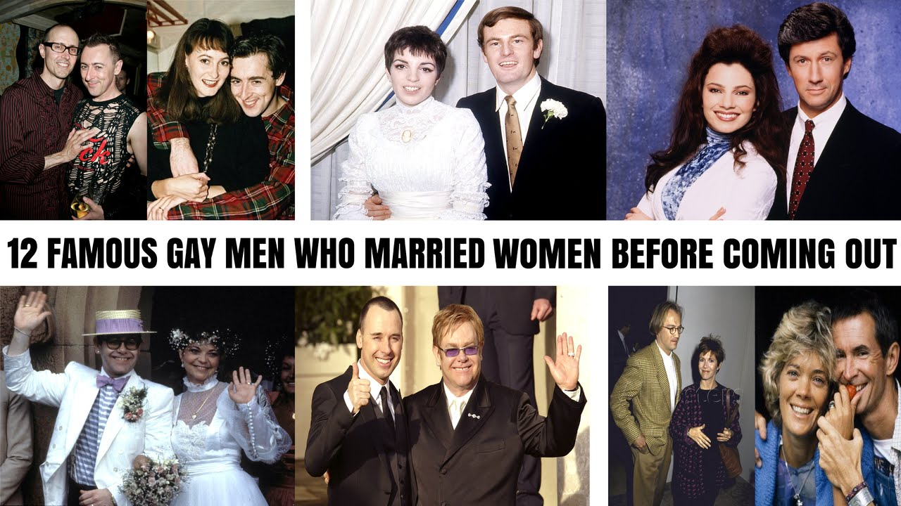 Famous homosexual men from history