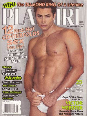 James playgirl nude men models