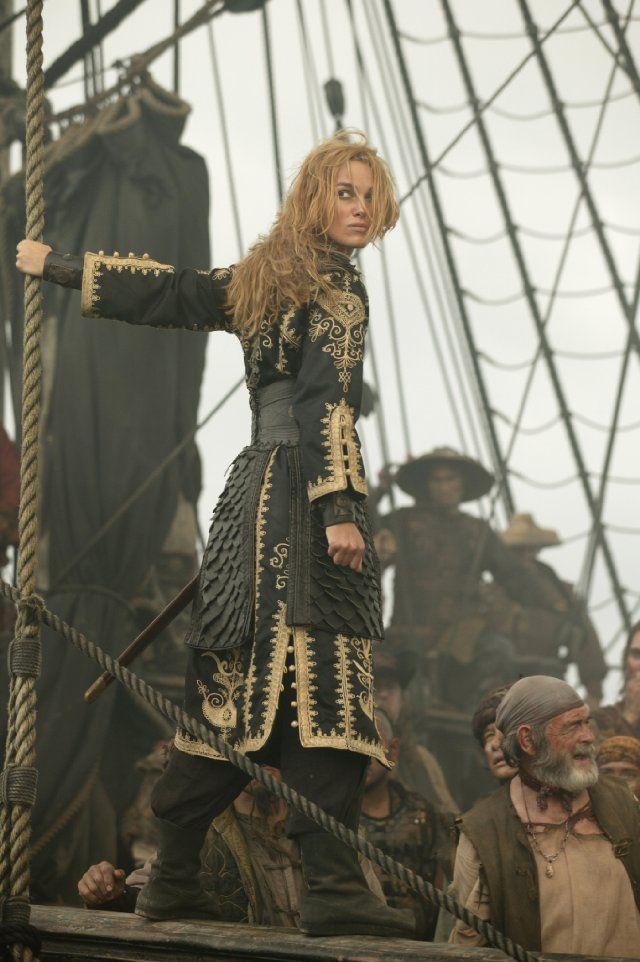 Pirates of the caribbean elizabeth swann porn
