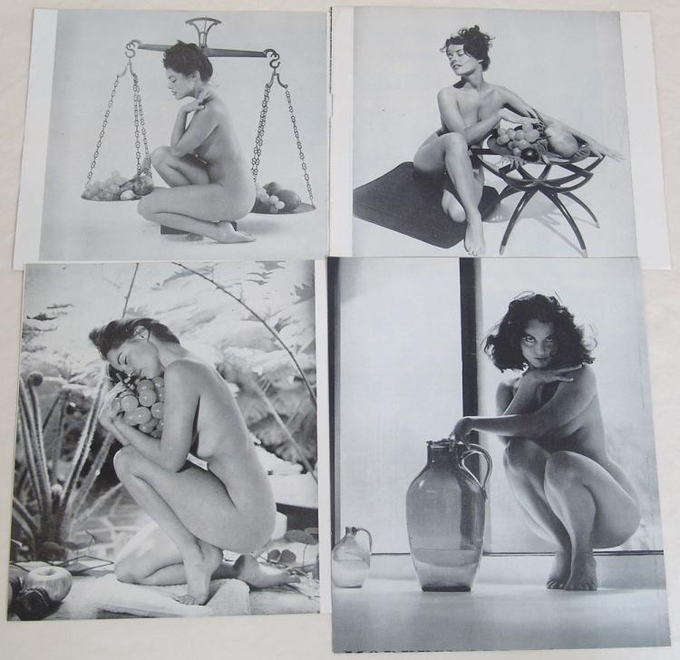 Vintage diane webber nudist