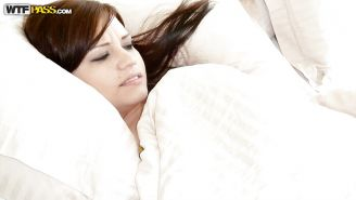 Bottomless sleep amateur