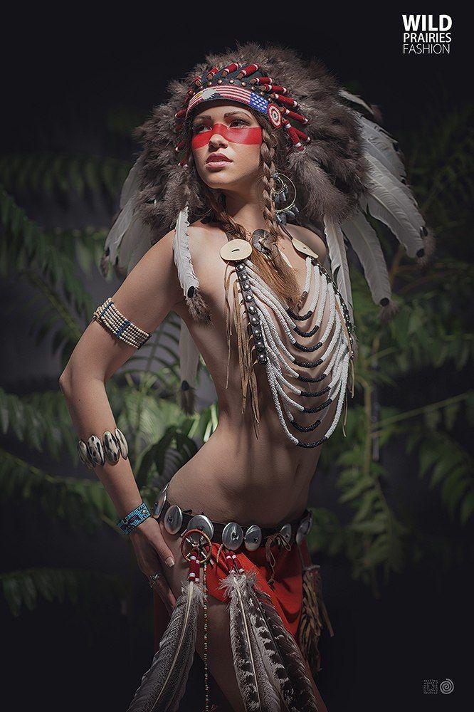 Amerindian gurl nude pic