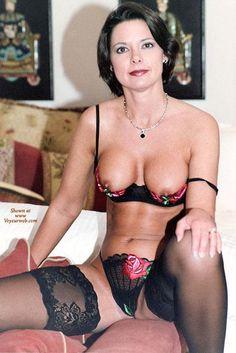 Mature milf gilf lingerie