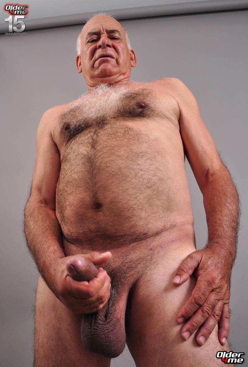 Mature men naked. tumblr