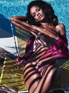 French magazine shoot rihanna