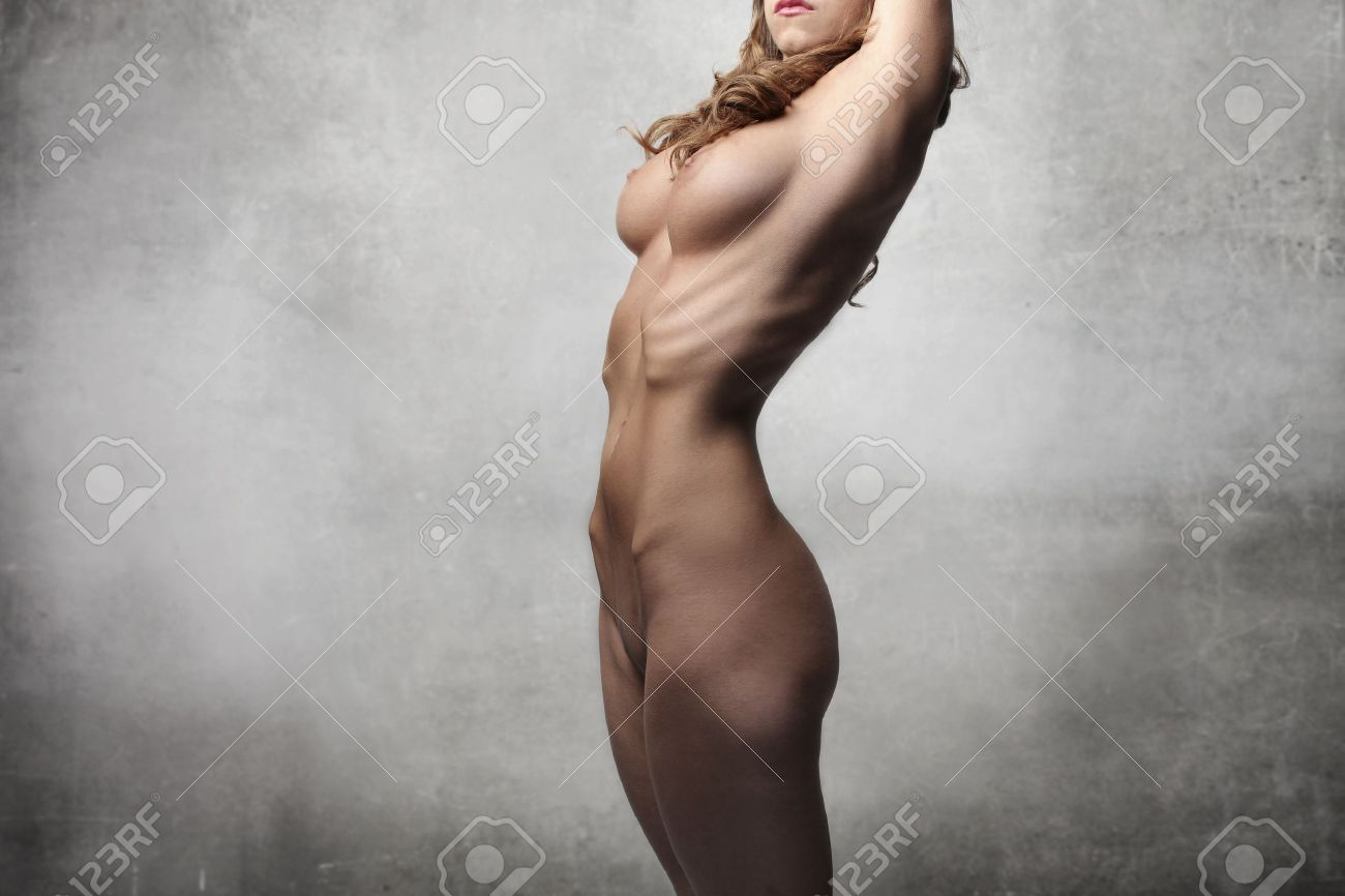 Naked woman s body
