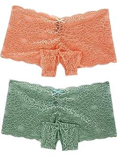 Shorts boy amateur lace