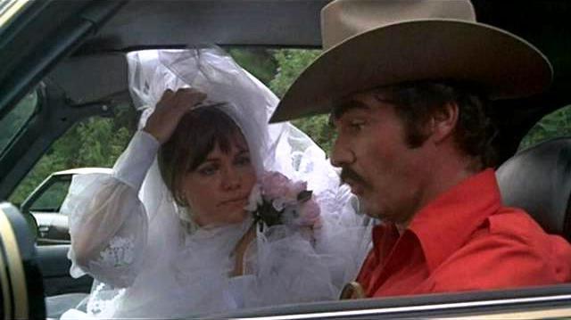 Sally field smokey bandit