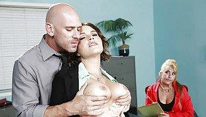 Carmen george lopez show porn
