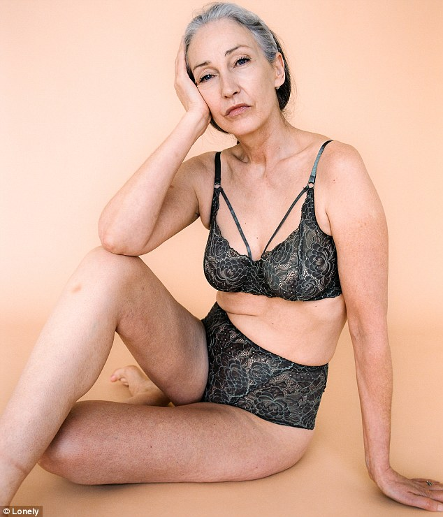 Lingerie mature women over 60