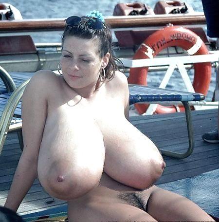 Monster mega huge tits