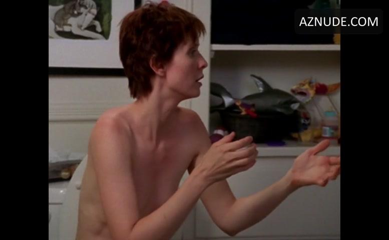 Nixon sex cynthia naked