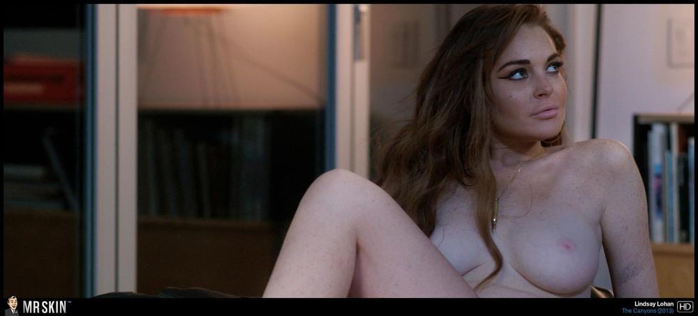 Lindsay lohan nude herbie fully loaded