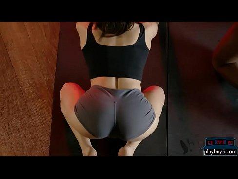 Ass nude big pics yoga