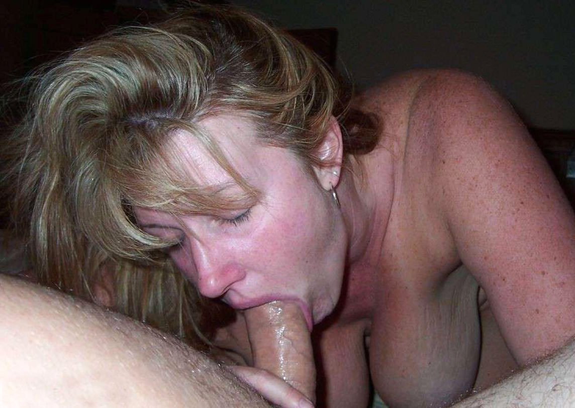 Real homemade blowjobs