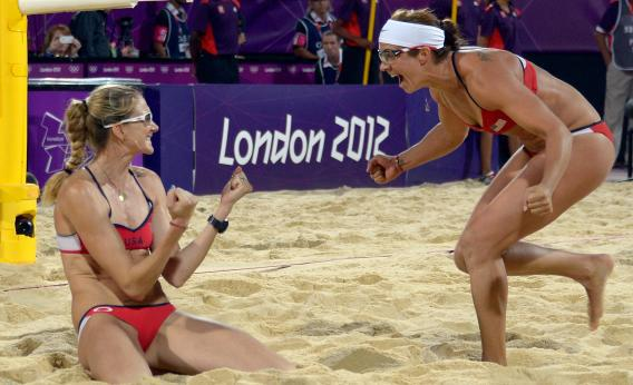 Kerri walsh beach volleyball butts