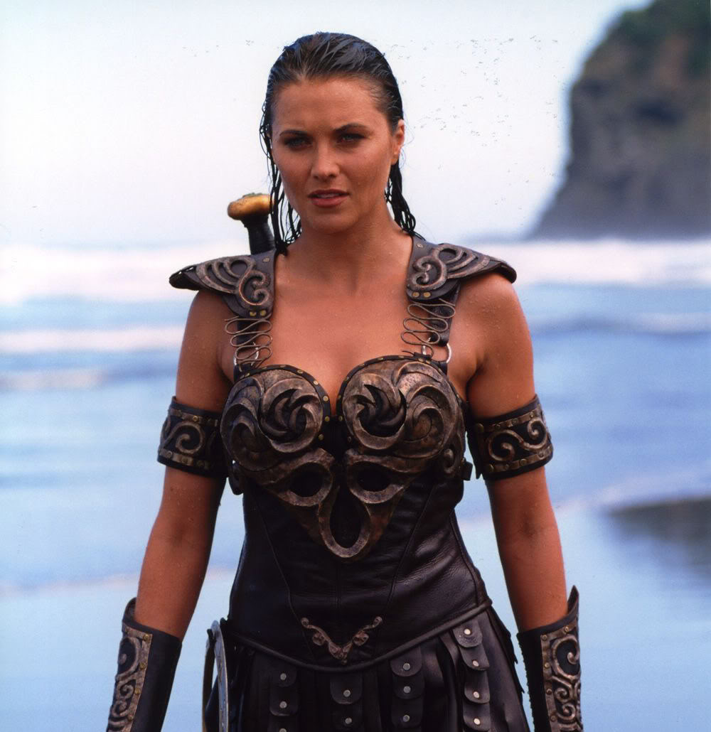 Lucy lawless porn fakes