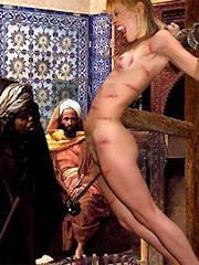 Photos girls desert porn