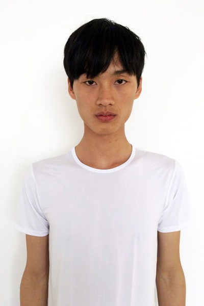 Very young asian boys models