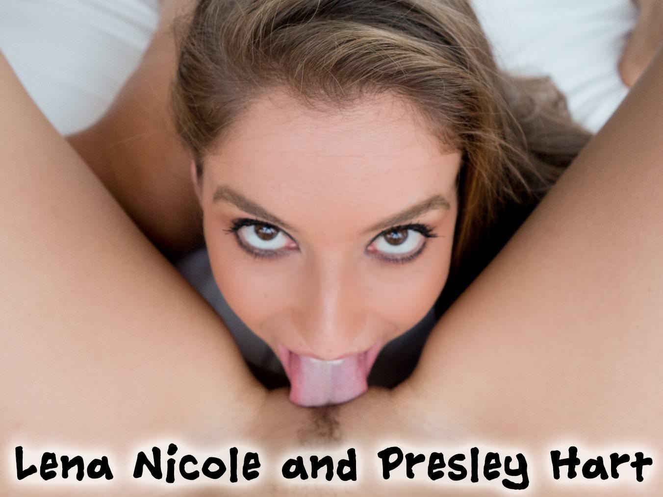 Presley hart pov hd