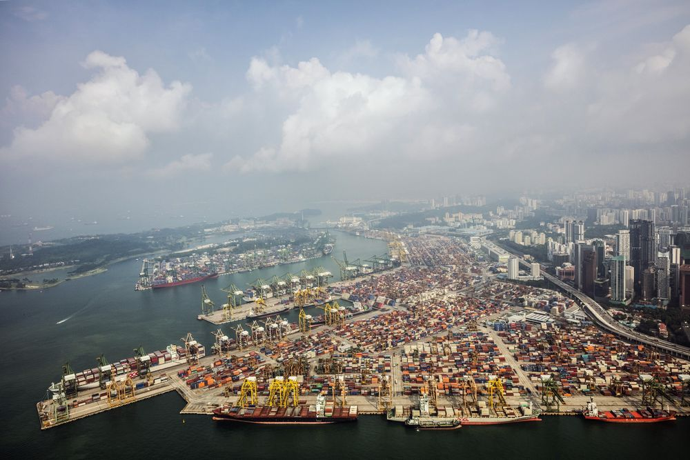 Singapore policy asian crisis
