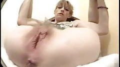 Very old nude grannies ass hole