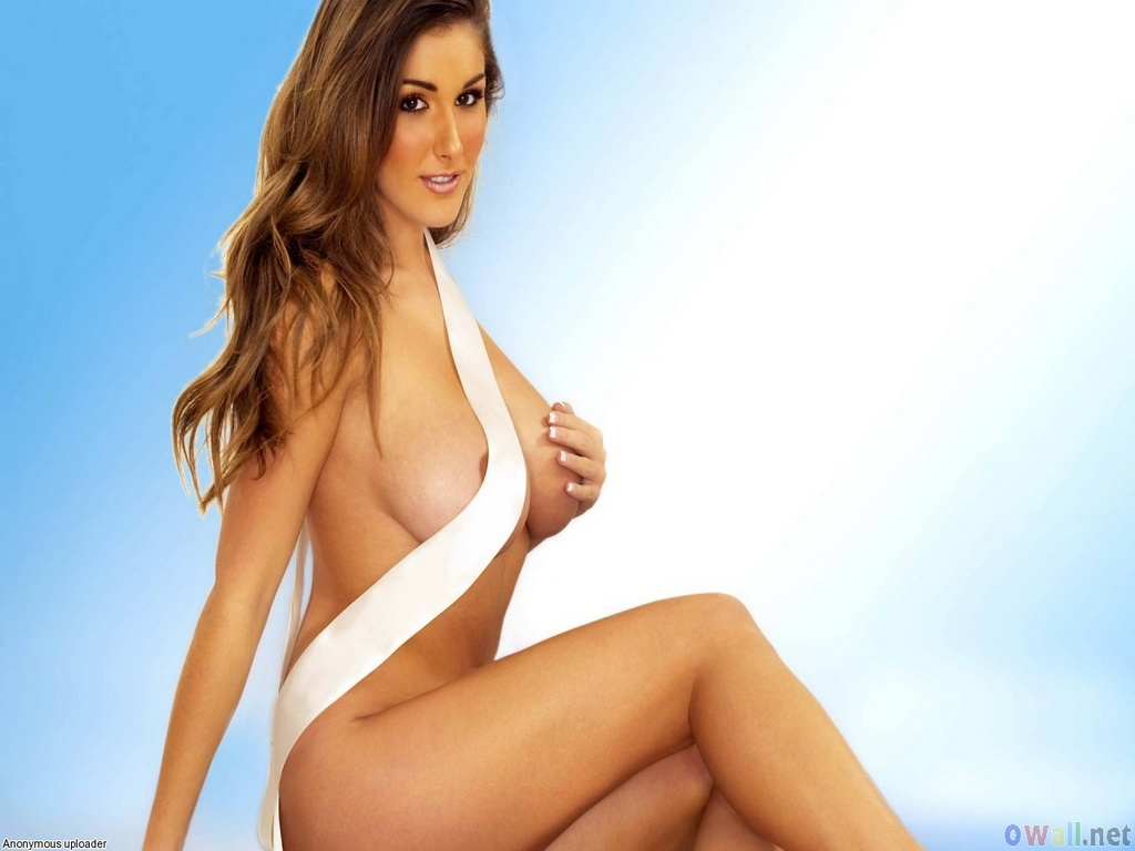 Lucy pinder nude wallpaper