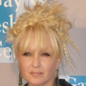 Cindy lauper nude fakes