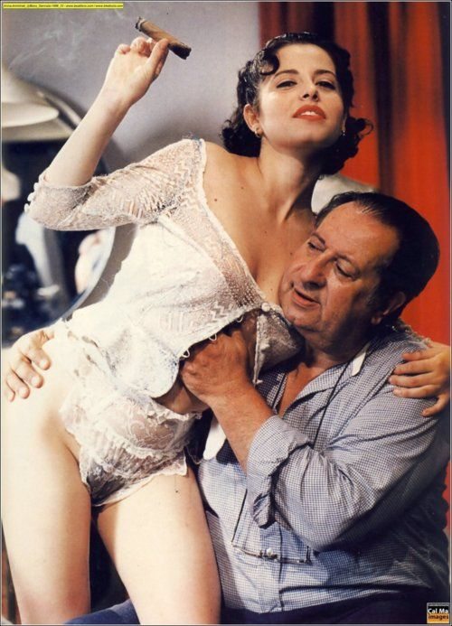 Anna ammirati and tinto brass