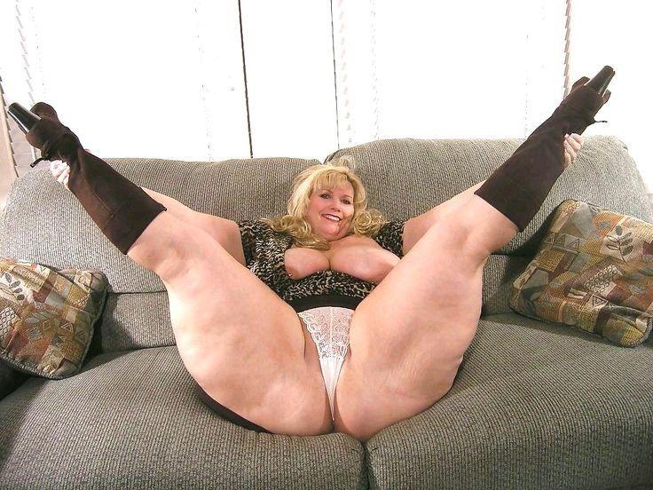 Big ass open legs porn