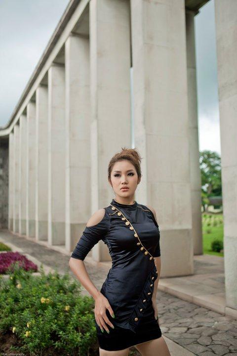 Myanmar sexiest model girl facebook