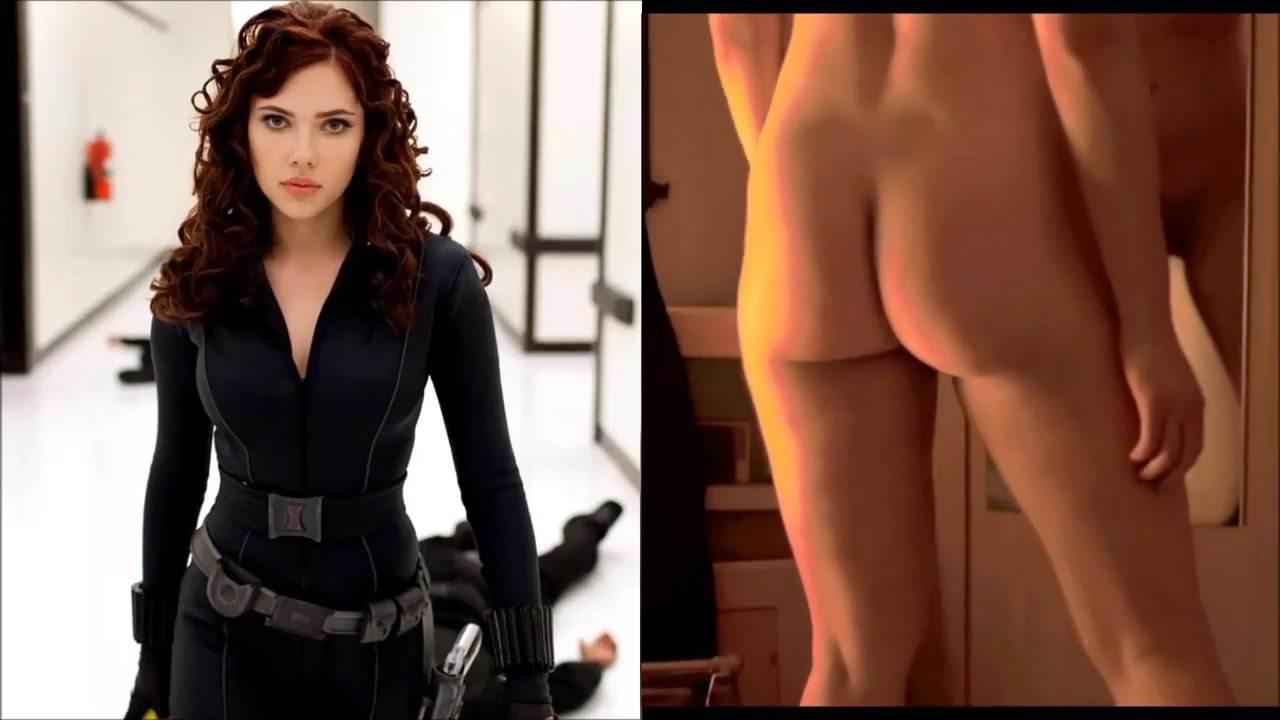 De imagenes black widow porno