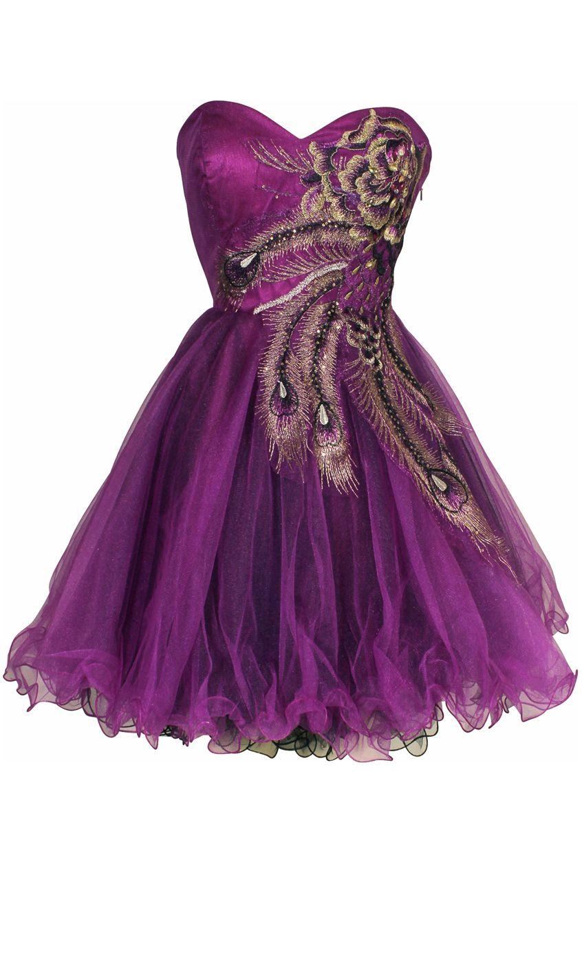 Junior dresses size plus short prom