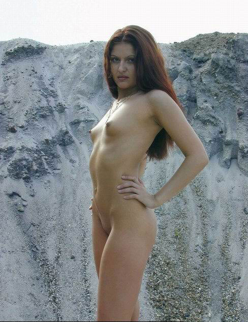 Naked beautiful indian woman