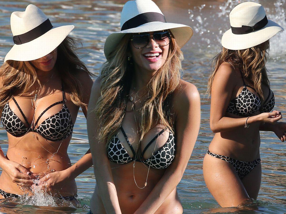 Nicole scherzinger bikini body
