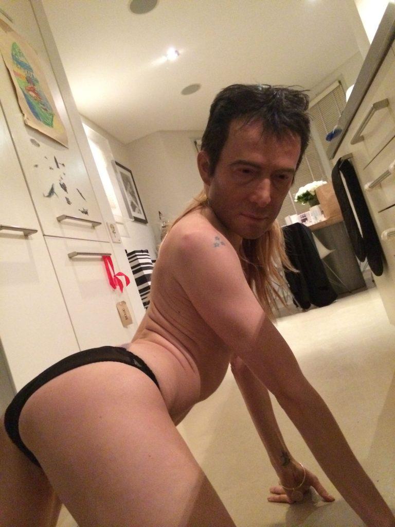 Naked sienna miller nude