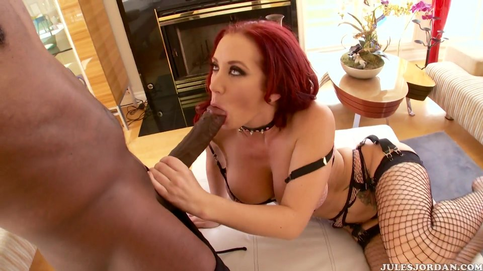 Witch sex interracial