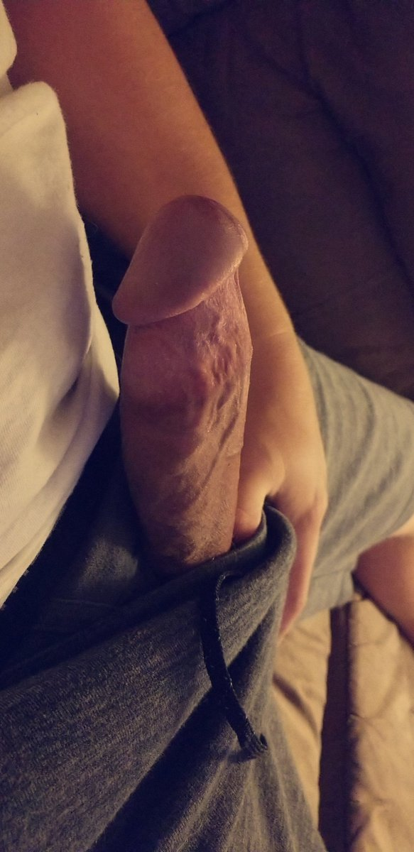 Selfie sexy dick pic