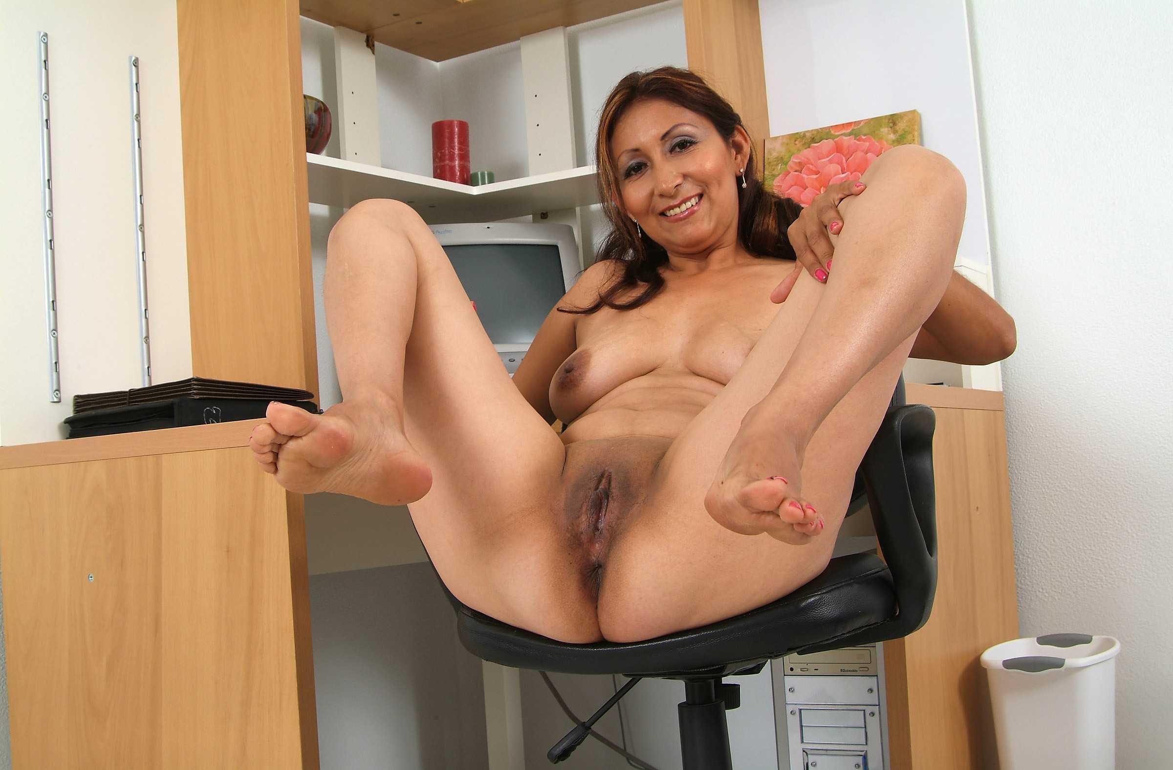 Sexy mature mexican fucked pichunter