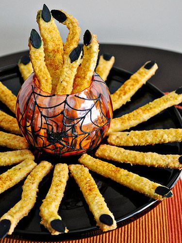 Ideas for halloween food for adults