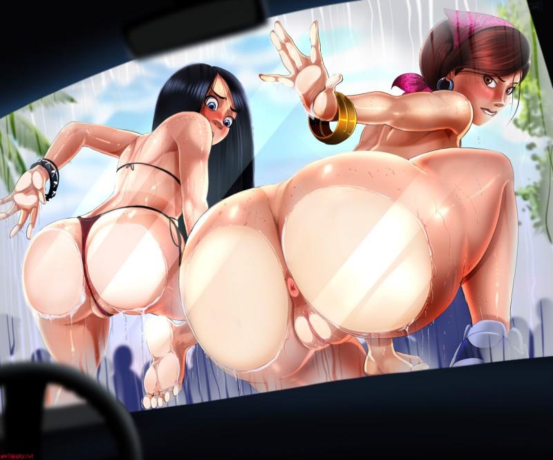 Incredibles violet cartoon porn comic