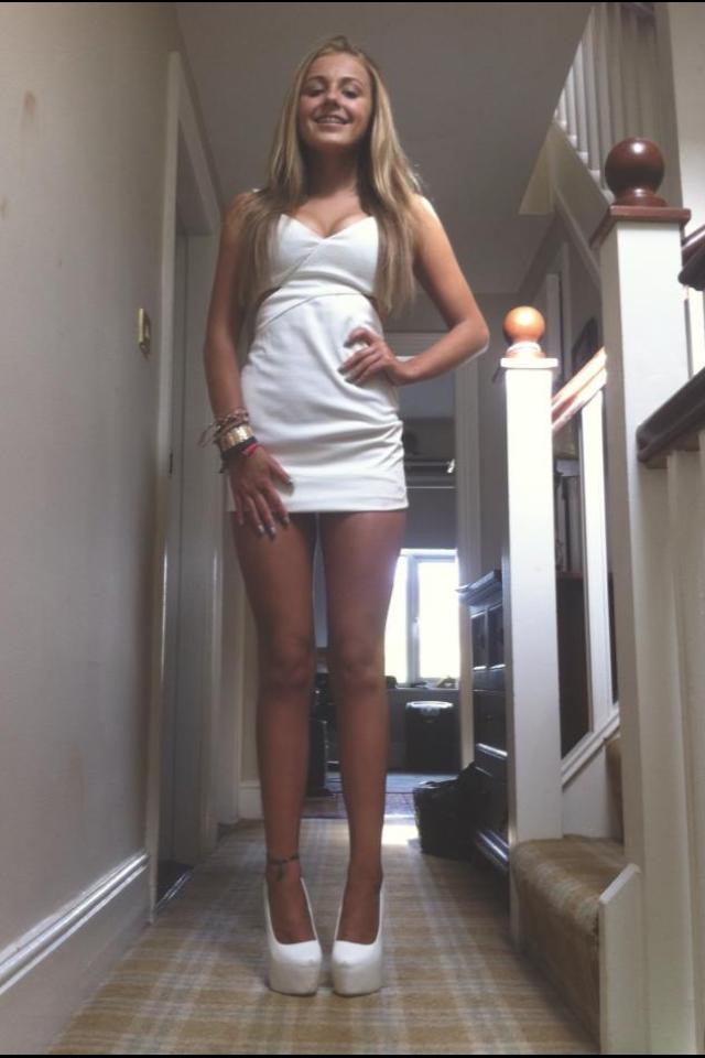 Teen sundress girls sexy